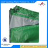 Hdpe Sheet Green & Silver PE Tarpaulin Sheet