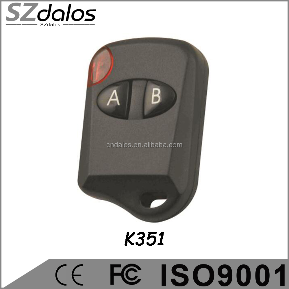 Remote Control Specialized for Rolling Door Motors