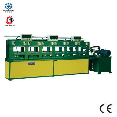 LM-393 Cold-press insole molding machine shoe sole making machine