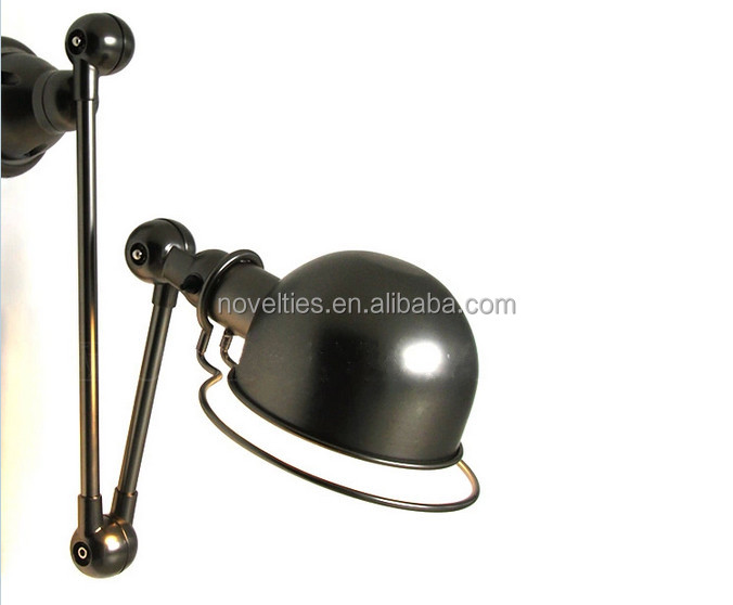 Retro Bedside Lamp Arm Wall Lamp