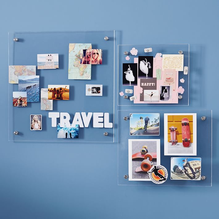 wall mounted acrylic photo frame uv printing acrylic photo frame