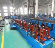 Automatic C purlin Z purlin U channel Roll Forming machine Line