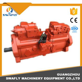 Korea Kawasaki New K3v112dt Mian Hydraulic Pump K3v112dt-1rcr-9n09 For  Mx222,Mx225,Mx255,1042-02190,1042-02191 - Buy K3v112dt Pump,Kawasaki  K3v112dt