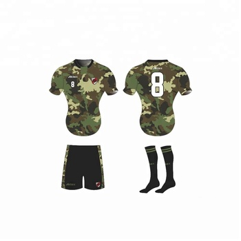 b8588b83457 Custom Sublimation Camo Rugby Jersey - Buy Custom Sublimation Camo ...