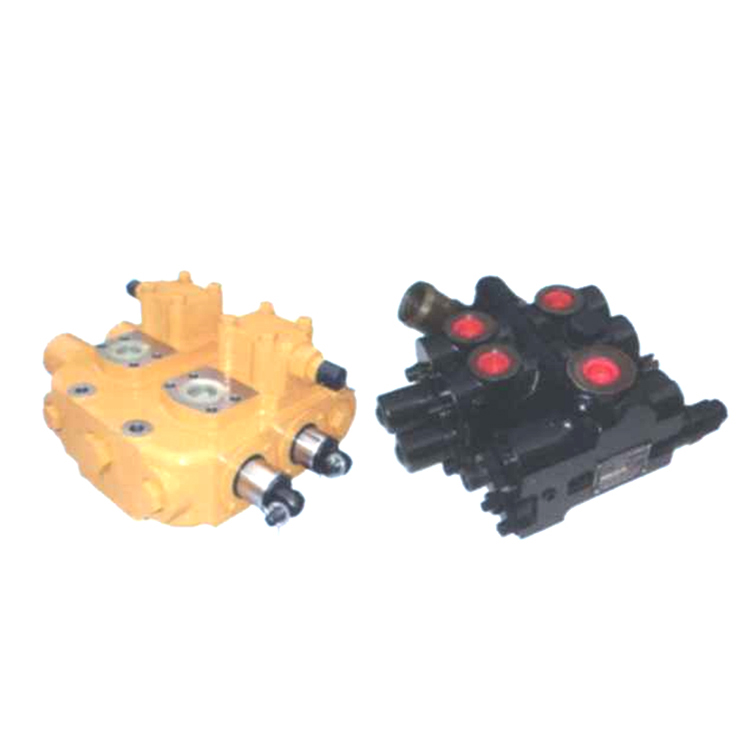 Hydraulic high pressure excavator multi directional control valve for Construction Machinery