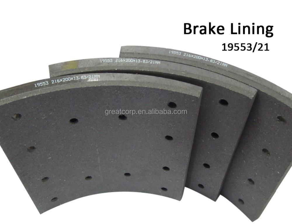 Semi Truck Brake Lining : Sets factory stock truck brake lining buy