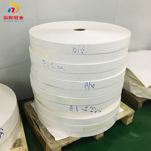 DIHUI 350gsm single side pe coated paper 60 mm Paper Cup Bottom Coil