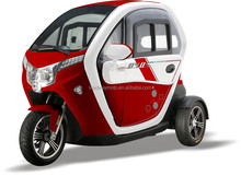 Adult Electric tricycle with passenger seat EEC