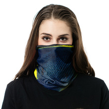 Custom Wholesale Tube Seamless Face Shield Bandana Fishing Face Mask Pashmina Scarf Face Shield Mask