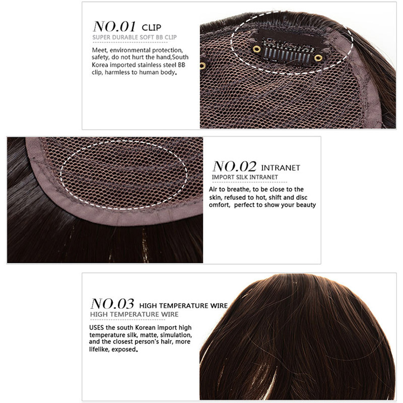 Hair Extensions & Wigs Gres Kinky Straight High Temperature Fiber Long Ponytails 20inch Hair Extensions For Women With Blonde/brown/black Color More Discounts Surprises Synthetic Extensions