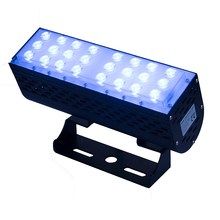 LED Rgbw 4in1 outdoor flood Linear Wall Washer IP65 Lighting Fixture