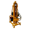 Move fast small fold water well drilling rig artesian well drilling machine
