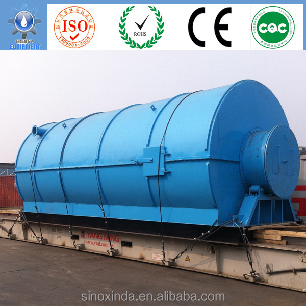 rubber raw material pyrolysis facts about recycling of industrial and domestic solid wastes