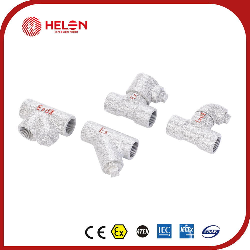 Bmg-series Of Explosion-proof Isolation Sealed Tube Joint(dii,Dip ...