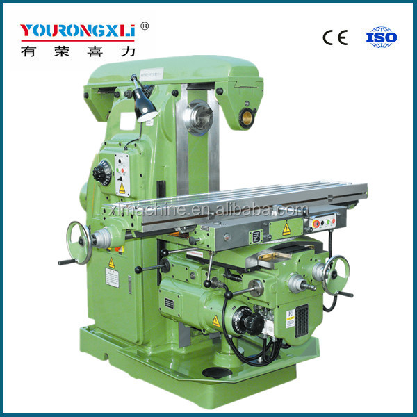 Hoirzontal Milling Machine for metal cutting