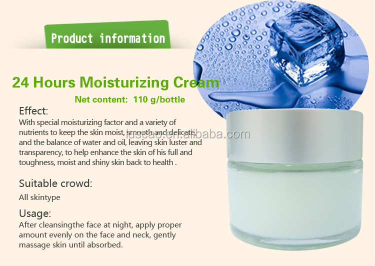 24 Hours Moisturizing Cream The Best Anti-aging And Moisturizing ...