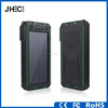 1.5W solar panel battery power bank flashlight solar charger 5v 2a for mobile