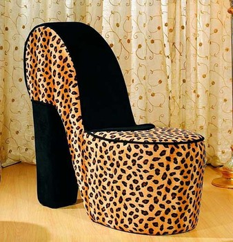 Awesome Modern High Heel Shoe Recliner Chairs