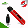 Chinese wholesaler herbva vaporizer airis patent vape digital portable 2200mah vape pen made in china