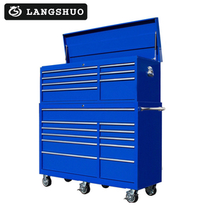 china Supply tool cabinet/garage cabinet system/tool chest wholesale with wheels
