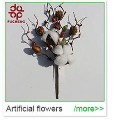 Belas artificial buquê de flores de plástico com spray de espuma de neve berry deixa para casa decoração da parede pano de fundo De Natal