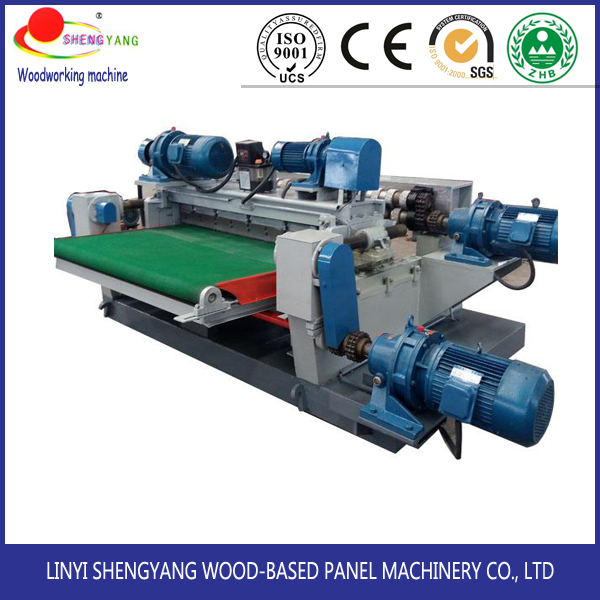 pine trees wood/veneer/plywood peeling machine