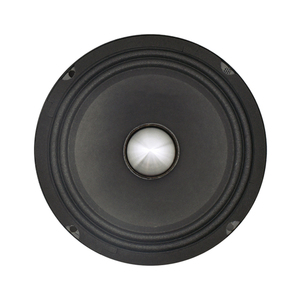 "china manufacture OEM aluminum 8"" high power midbass driver build in mid woofer automotive car horn speaker factory"