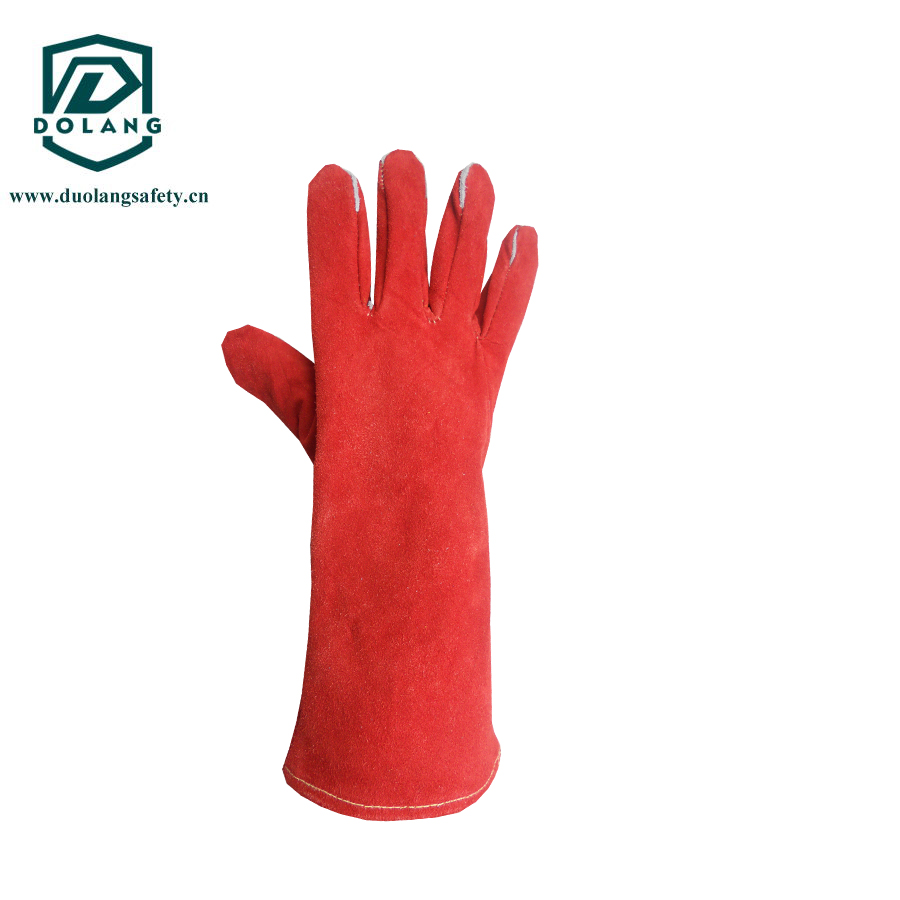 chemical resistant Working Nitrile Coated Gloves /safety gloves surperior grip performance
