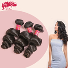 Aliqueen Loose Wave Peruvian Human Remy Cuticle Aligned Hair