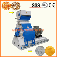 CE approved wheat/maize/grain /corn/flour multifunctional hammer mill/grinder and mixer