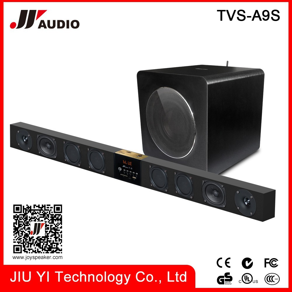 Sound Bar Speaker of TVS-A9S+WS9 with subwoofer