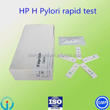 Bioneovan H Pylori Rapid Test Kits For Stool Antigen Test