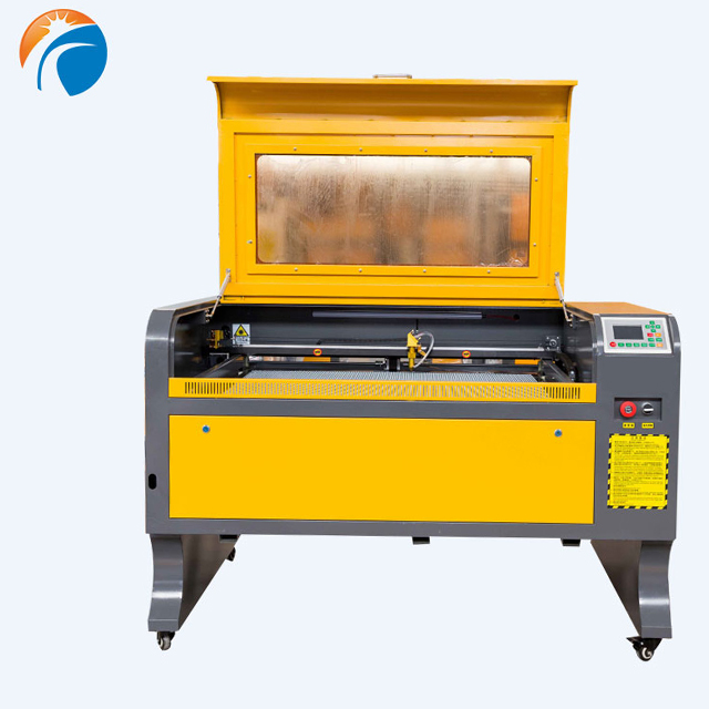 Acryl, MDF Snijden Materiaal 80 w 6090 laser co2 maquina laser machine