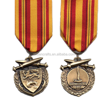 Military World War 2 Dunkirk Medals - Buy Dunkirk Medals,British Campaign  Medals,British War Medals Product on Alibaba com