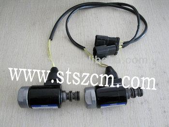 WA320-3 solenoid valve, 714-11-16840,714-11-