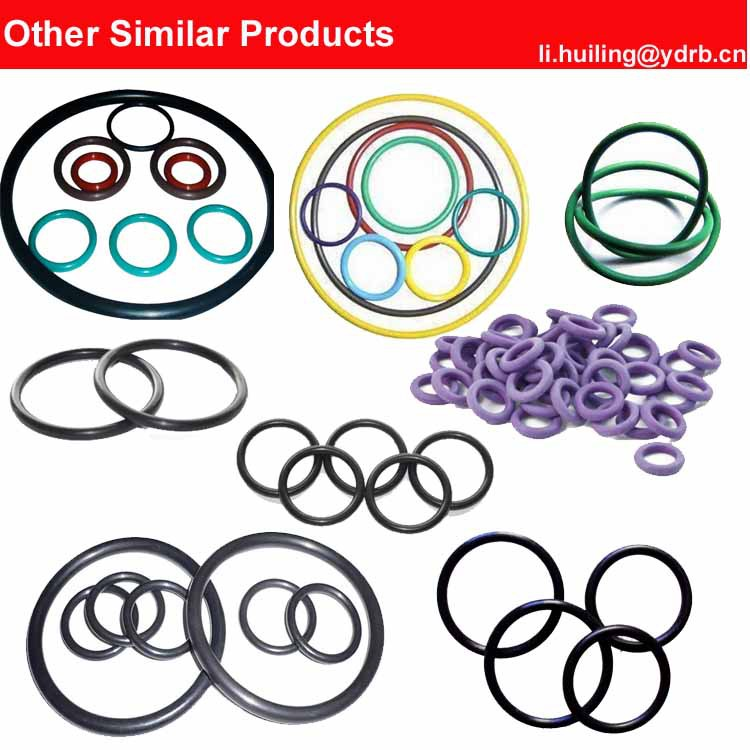 Small Rubber O Ring /black Rubber O Rings /fireproof Silicone O ...