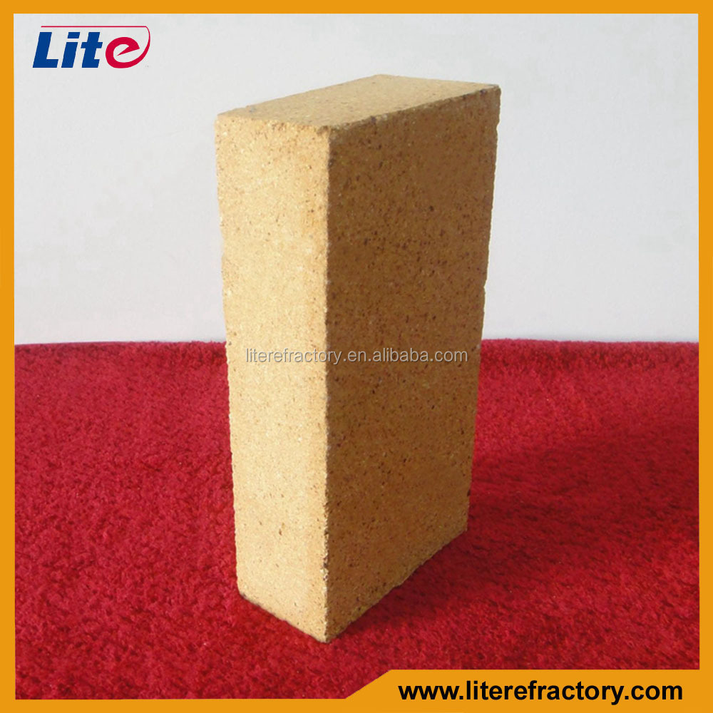 New Product Fireproof Brick Cuboid Fire Brick Low Porosity Clay ...