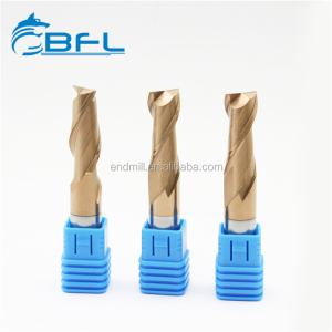 Router Spiral Bits Acrylic 2 Flutes Milling Cutter Ultra Micro Grain Carbide Wood V Groove Cutter Square End Mills