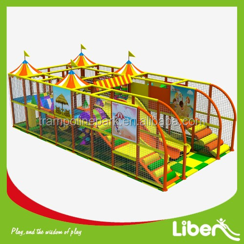Hot selling attractive children cheap indoor play park