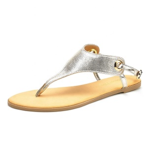 New Womens Flat Sandal Flip Flops Shoe Summer Sandals Comfortable Non-Slip Shoes