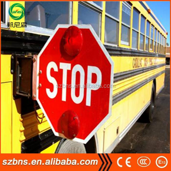 HTB1R1KUNpXXXXcOXVXXq6xXFXXXr 12v 24v manual electronic school bus stop arm stop sign on school 1971 Volkswagen Wiring Diagram at eliteediting.co