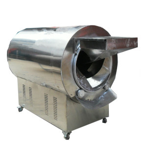 automatic nut seed soybean roller sunflower seed roaster roasted machine
