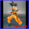 MODEL FANS SHF dragon ball Z figure lSuper Saiyan SON Goku Kakarotto action figure toy model