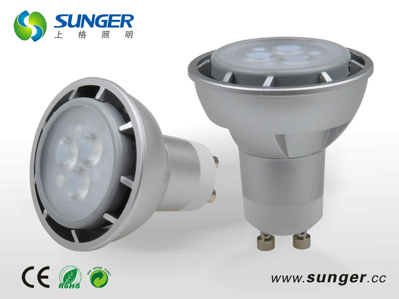 2013 new SG-SLD-3.3W-GU10-007 led spot light