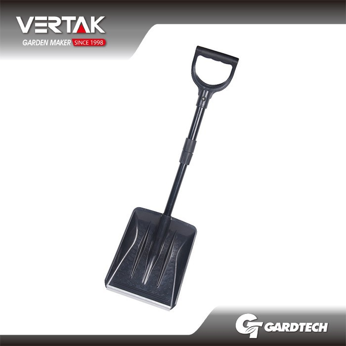 Garden tools leader telescopic shovel snow removal