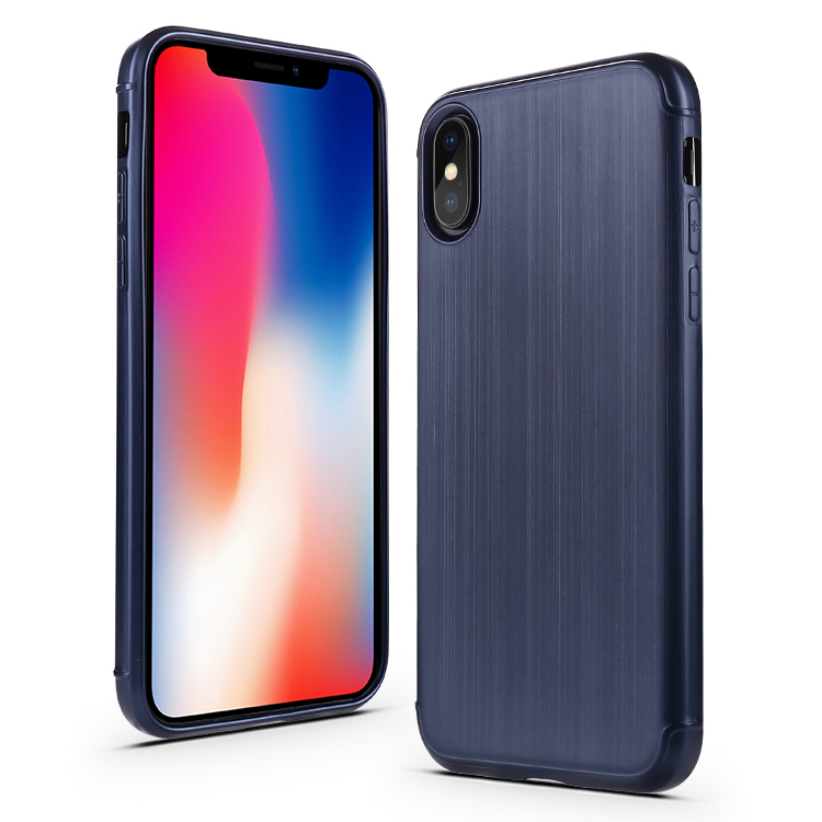 2018 high quality TPU shockproof case for apple iphone x case <strong>cover</strong>