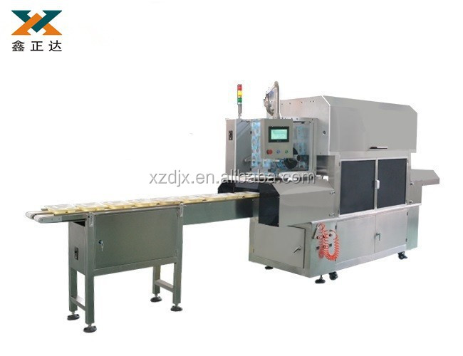 supermarket automatic modified atmosphere packing machine for keep fresh
