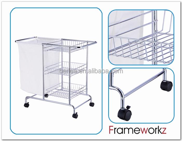 Hotel Laundry Cart/ Laundry Hamper / Laundry Basekt With
