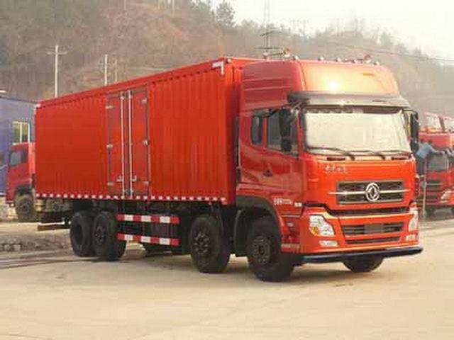 Dongfeng 8*4 245hp Wing Van Cargo Truck 12 Wheels Diesel Light Cargo Truck  - Buy Light Wing Cargo Van Truck,Wing Van Cargo Truck,2 Axles Wing Cargo