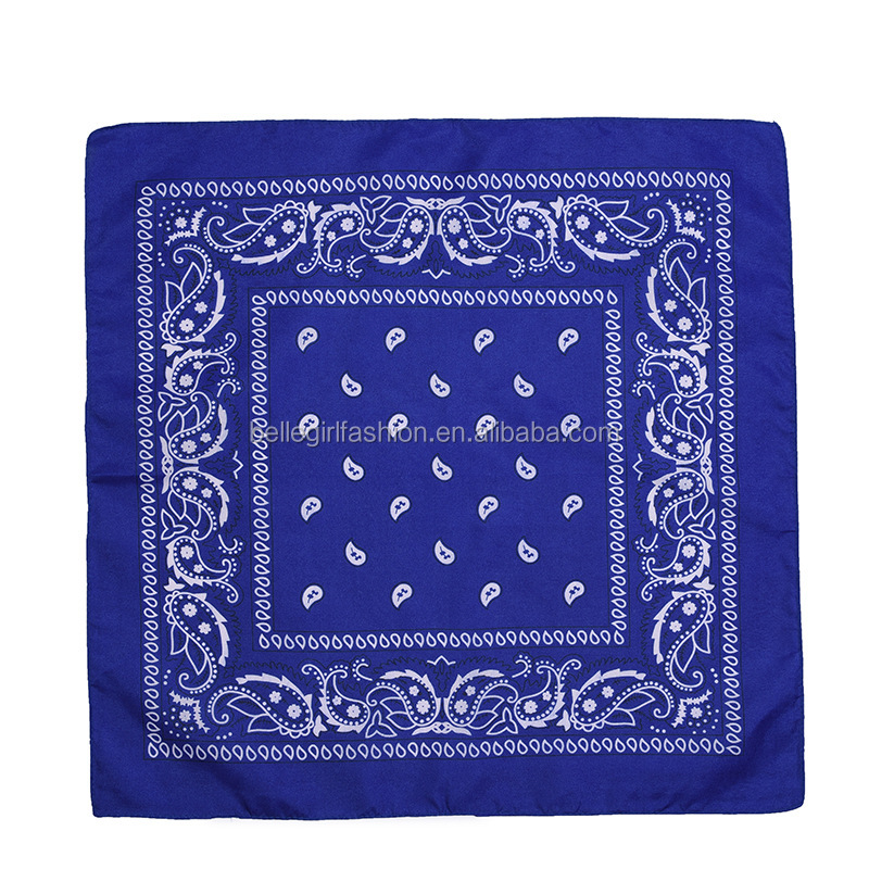 Promotional free design customized bandana